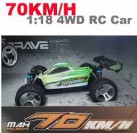 70KM/H New Arrival 1:18 4WD RC Car A959 Updated Version A959 B 2.4G Radio Control Truck RC Racing Buggy Highspeed Off Road Car