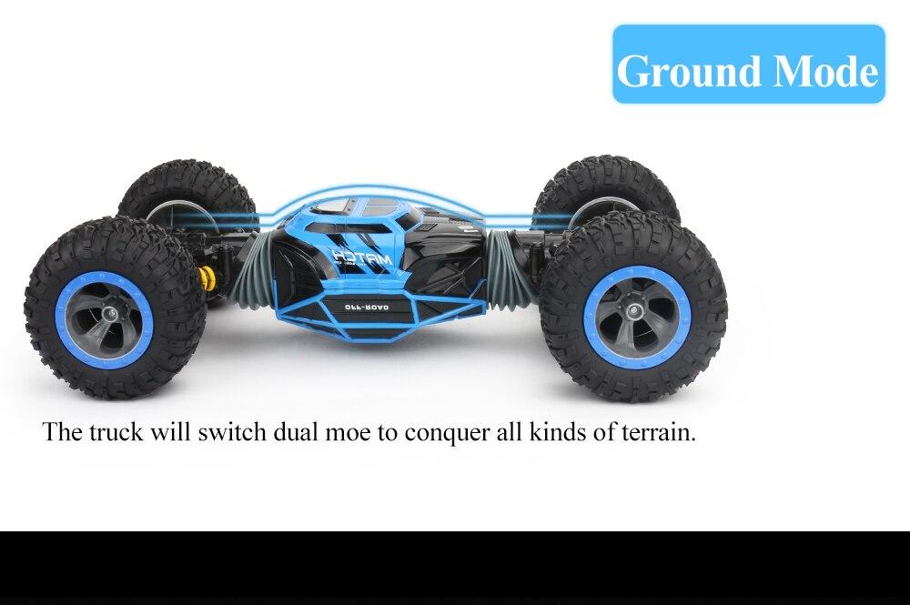 4WD Crawl Off Road Truck _04
