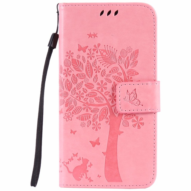 Coque Huawei Y6 SCL-L21 Honor 4A A Soft Silicone Phone Case Leather Flip Cover for Huawei Y6 Y 6 Honor 4A SCL-AL00 SCL TL00 CL00