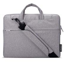POFOKO 11.6/13.3/15.4 /15.6 inch Men Women Notebook Computer Laptop Sleeve Bag Case for Apple Macbook Air Pro Retina 11 12 13 15