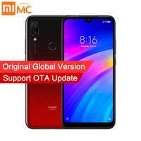 Global Version Xiaomi Redmi 7 3GB RAM 64GB ROM 4000mAh Smartphone 12MP Dual Cameras Snapdragon 632 Octa Core 6.26