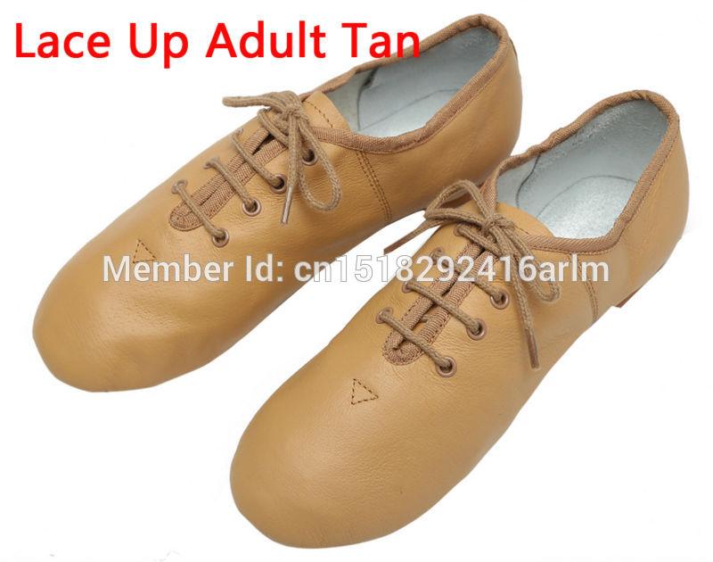 Zapatos de baile de jazz de cuero genuino Nuevas zapatillas de - Zapatillas - foto 5
