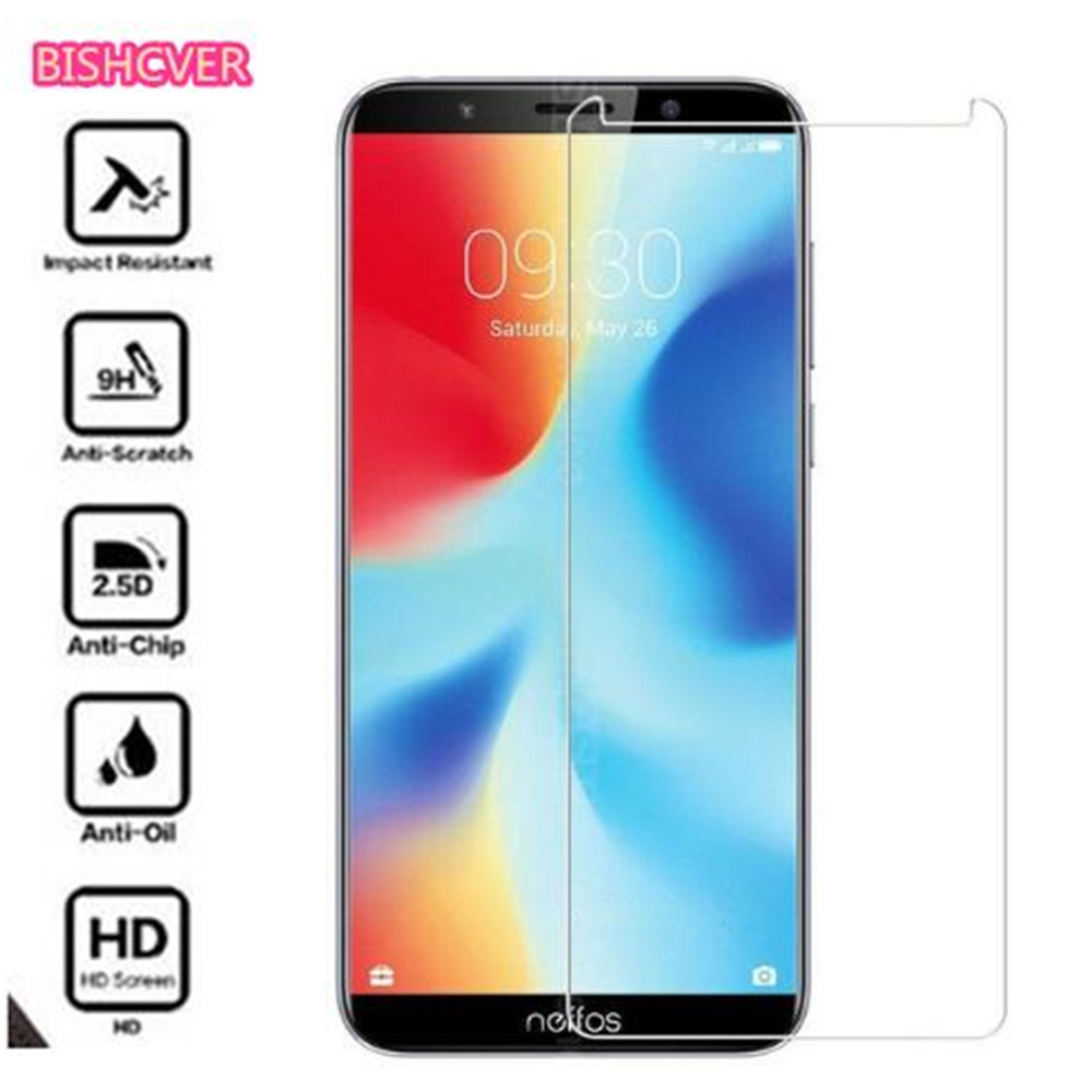 Tempered Glass For TP-Link Neffos C5 Plus C5A C5s C7 C7A C9 C9A N1 X9 X1 Lite C5 Max Screen Protector 9H Cover Protective Film