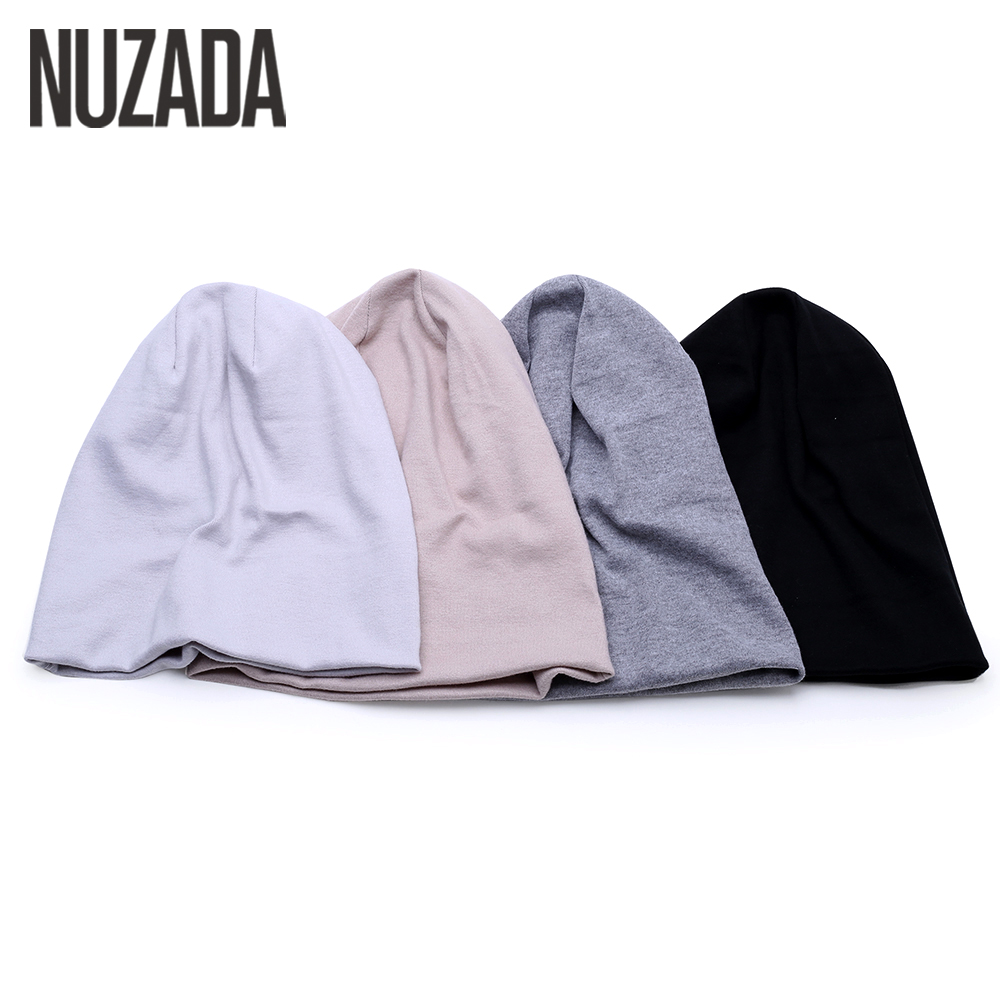 Brand NUZADA Knitted Caps Spring Winter Autumn Men