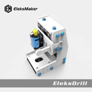 EleksMaker® EleksDrill Mini Bench Drill Desktop Manual Press Stand Drilling Milling Machine Variable Speed Control
