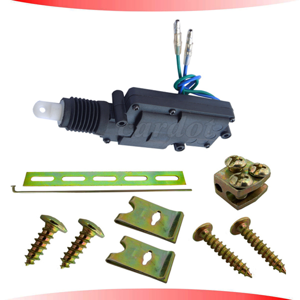 Universal Central Lock System Cable Door Lock Adapter 2