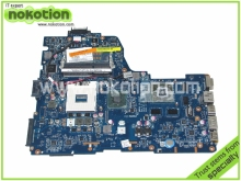 HOT Sale!! LA-6062P K000109880 Laptop Motherboard for Toshiba Satellite A660 A665 Intel HM55 NVIDA N11P-GE2-A3 DDR3