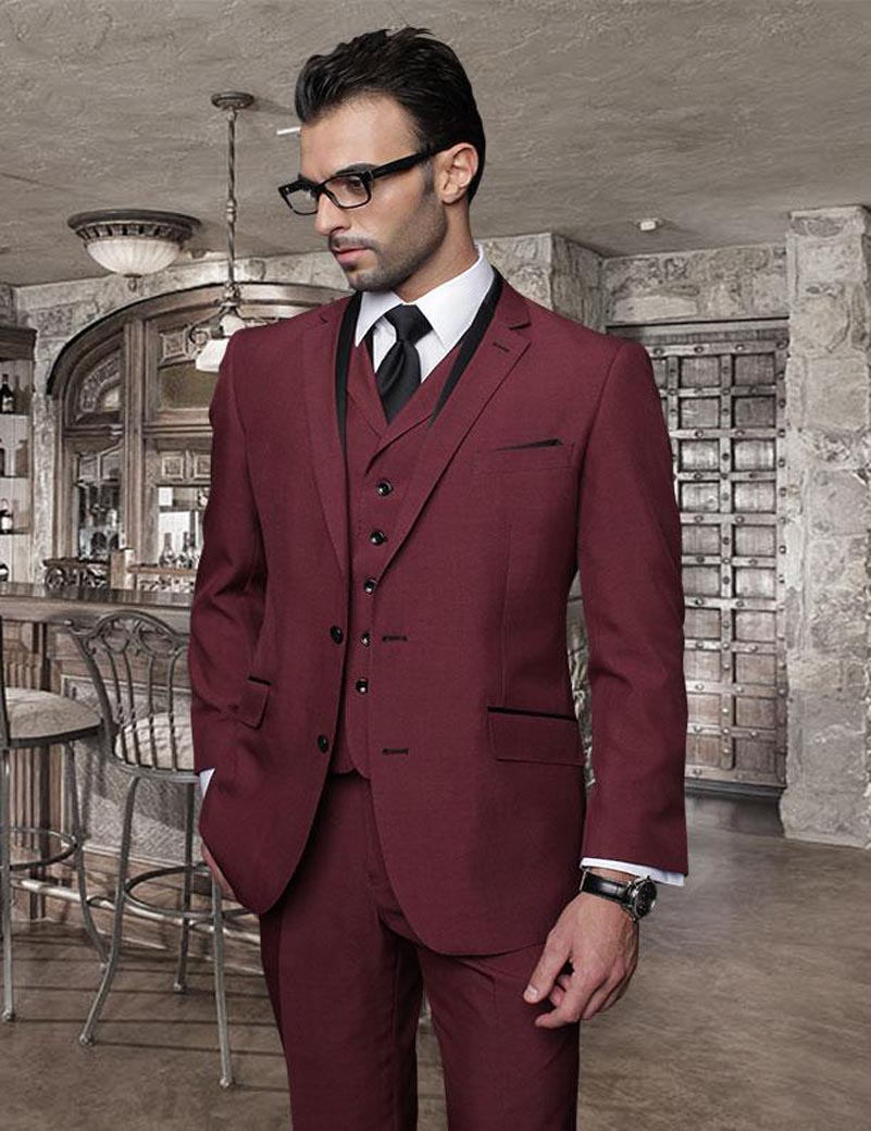 Compare Prices on Cheap Burgundy Suit- Online Shopping/Buy Low ...
