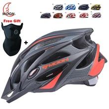 KSIĘŻYC 2015 Nowy Kolarstwo Kask Ultralight Kask Rowerowy In-mold Kask Casco Ciclismo MTB Rower Droga Mtb Kask