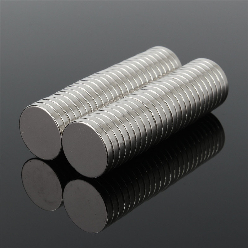 50pcs N52 Super Strong Disc Rare-Earth Neodymium Magnets Magnet 20mm x 3mm neodymium nib magnet spheres 3mm 20 pack