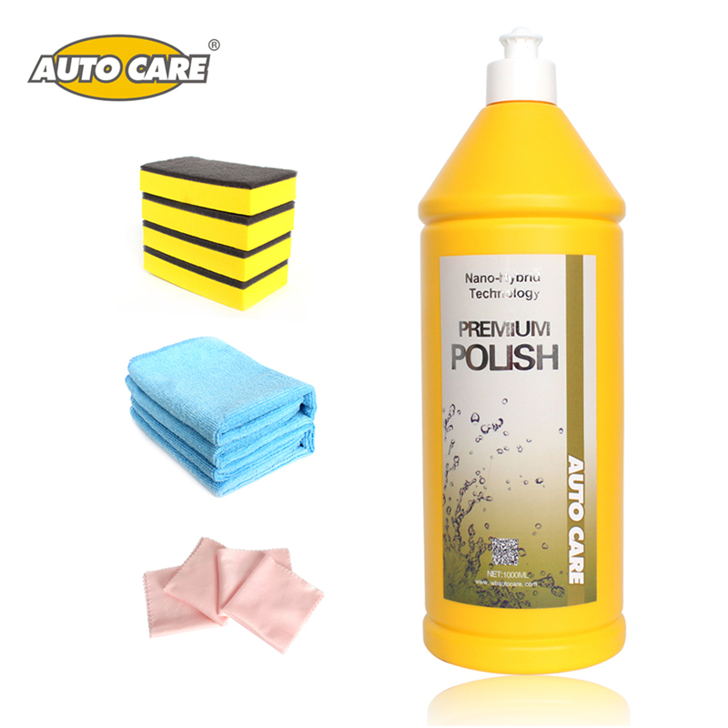 Car Paint Care Scratch Remover Car Paint Repair for Car Body Polish Tools Scratch Repair Polishing&Grinding Kit Car Care Polish dianbin db 117 car body paint repair wax scratch remover yellow 25g