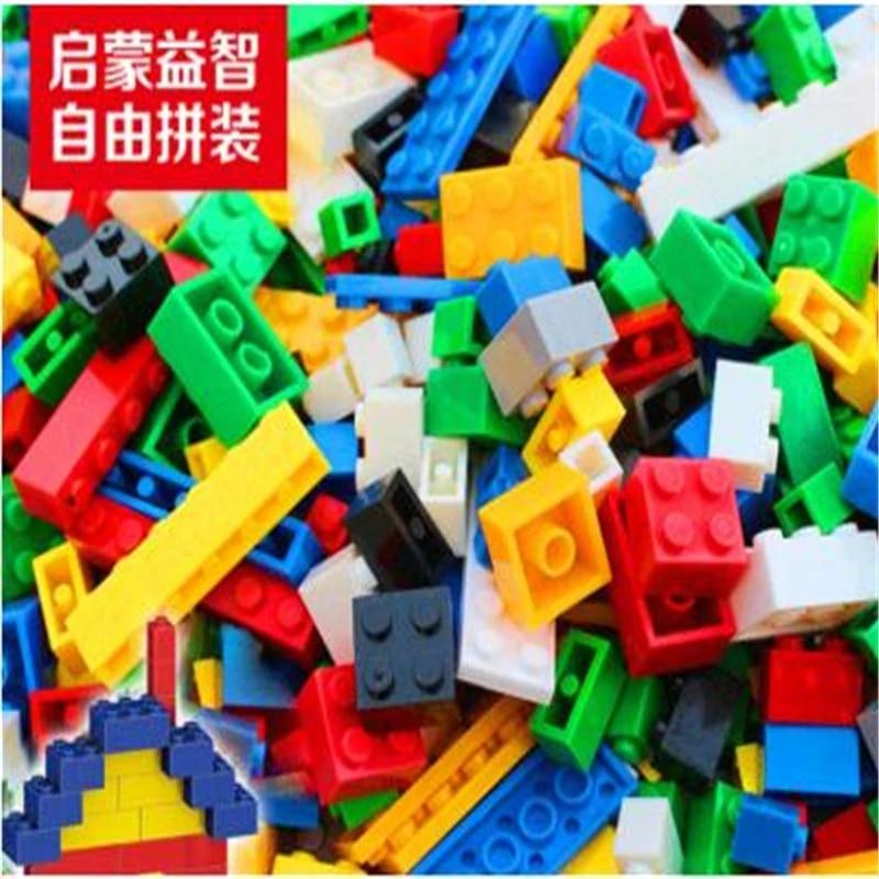 Nouveau M.Y 1000pc Assortiment Briques Blocs De Construction Construction Jouet Créatif