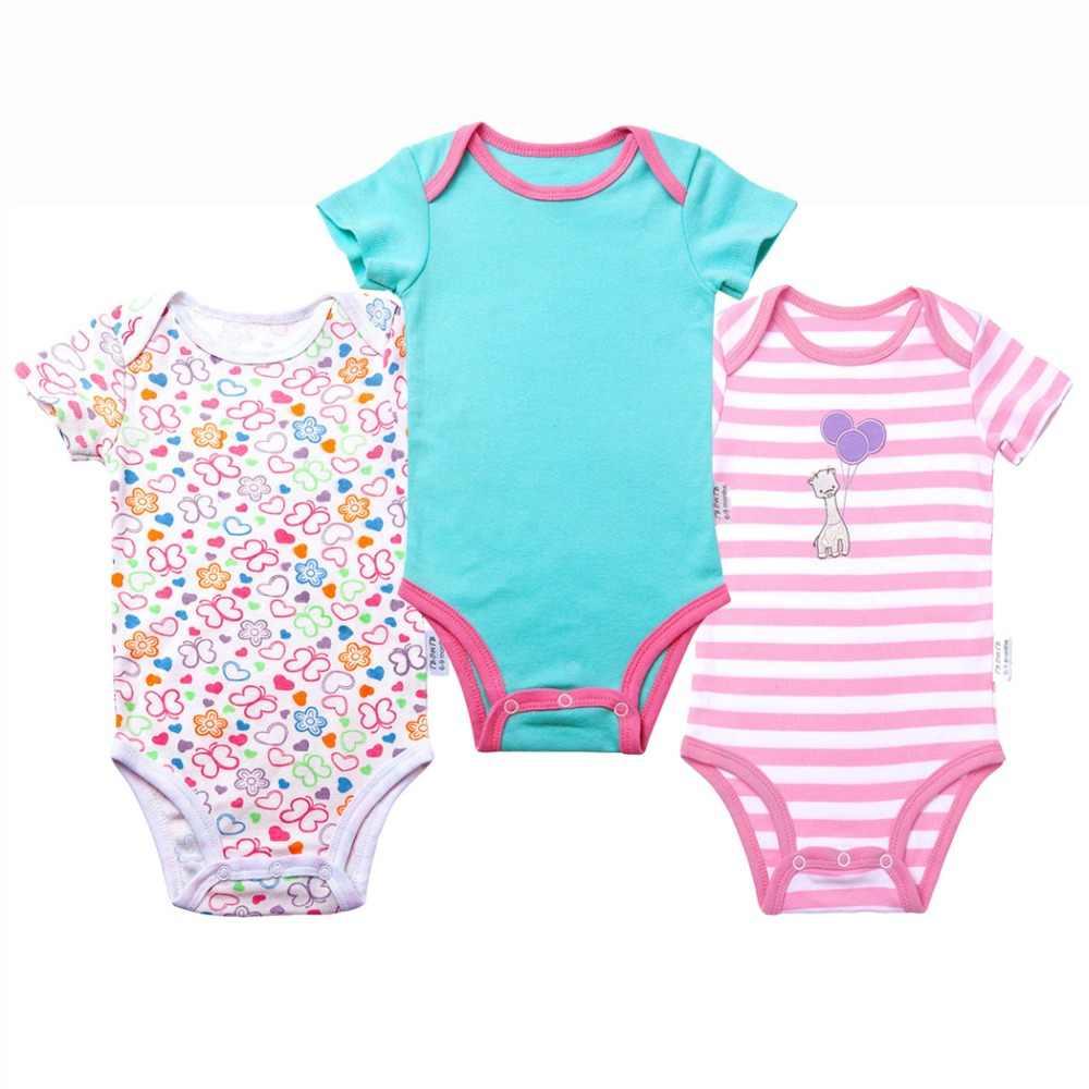 f84067c9b Detail Feedback Questions about 3 pcs Lot Baby Boy Bodysuits Short ...
