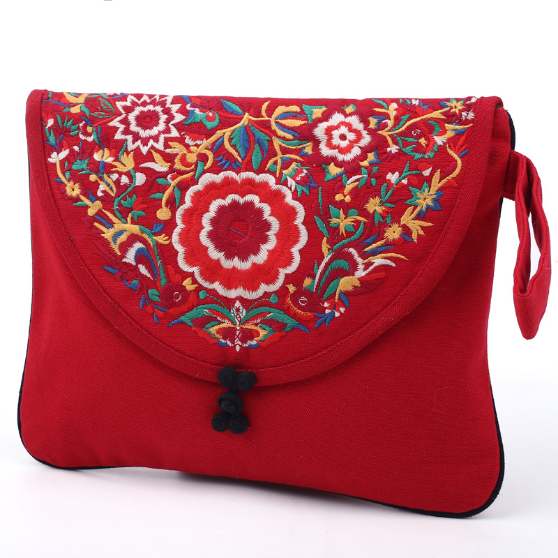 Universal Soft Sleeve bag for iPad 9.7 inch,Chinese national wind embroidery patterns Pouch for ipad 2 3 4 5 6 samsung Kindle high quality 10 25 4cm colorful hard netbook laptop sleeve case bag for ipad 2 3 4 5 6 sleeve bag
