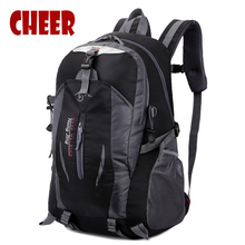 Fashion Men Backpack Travel men and women Backpacks Oxford Waterproof Bags High capacity Mountaineering backpacks trekking bag