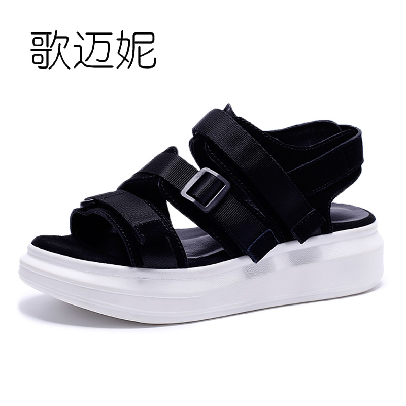 women gladiator platform sandals summer 2017 high heels wedges wedge sandals woman shoes sandles big size heel sandal phyanic 2017 gladiator sandals gold silver shoes woman summer platform wedges glitters creepers casual women shoes phy3323
