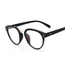Diseñador de la marca Marco Redondo Gafas de Recubrimiento Mujeres Hombres Vintage Llanura Gafas UV400 Gafas De Sol Gafas Oculos 2188