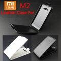 Тонкий Личи Классический Откидную крышку вверх и вниз Деловой Стиль PU Кожаный чехол Case для Xiaomi M2 MI2 XIAOMI Mi2S 2 s