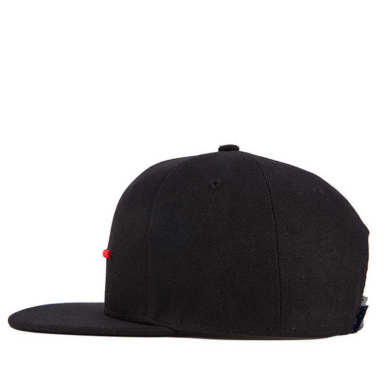 NUZADA All-Cotton Hip Hop Cap Adjustable Baseball Cap