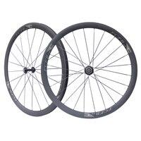2017 FCFB road carbon wheels FASTACE RA209 Hubs 700C 38mm depth Clincher Road Bike Carbon Wheels Carbon Bicycle Wheelset F38 3k