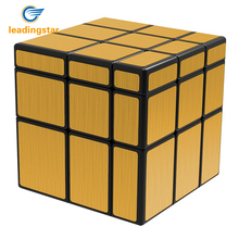 LeadingStar 3x3x3 Mirror Cube Magic Speed Puzzles ABS Ultra smooth Professional Twist Cube Smart Brain Teaser