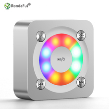 Wireless Bluetooth font b Speaker b font Portable Stereo Subwoofer Outdoor LED Marquee Card pluged font