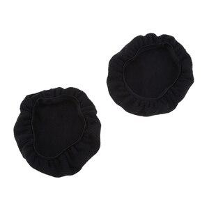 Image 5 - Couvre casque en tissu extensible oreillette oreillette casque universel hygiène et housses de protection pour écouteurs 9 ~ 11cm