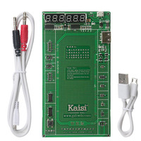 Kaisi K9208 Professional Kaisi Professional Battery Activation Board Plate Charging Cable Jig For IPhone 7 Plus