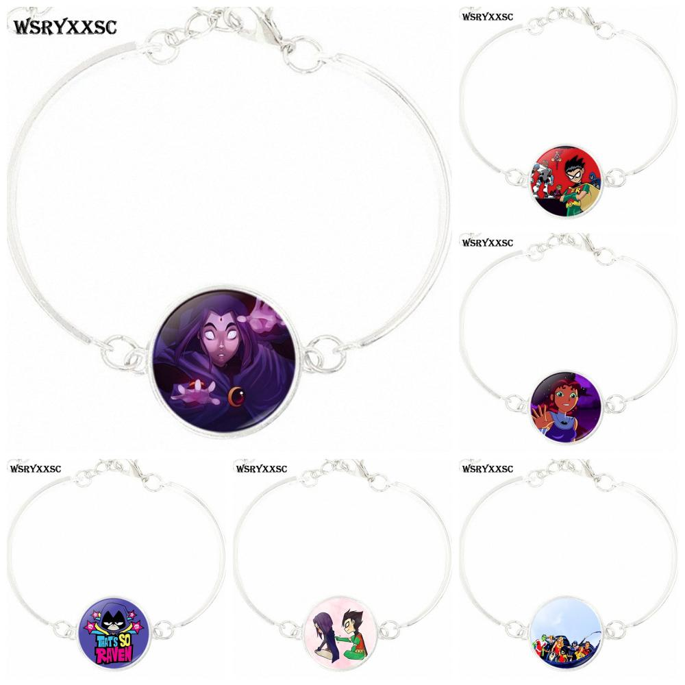 Raven Teen Titans Jewelry