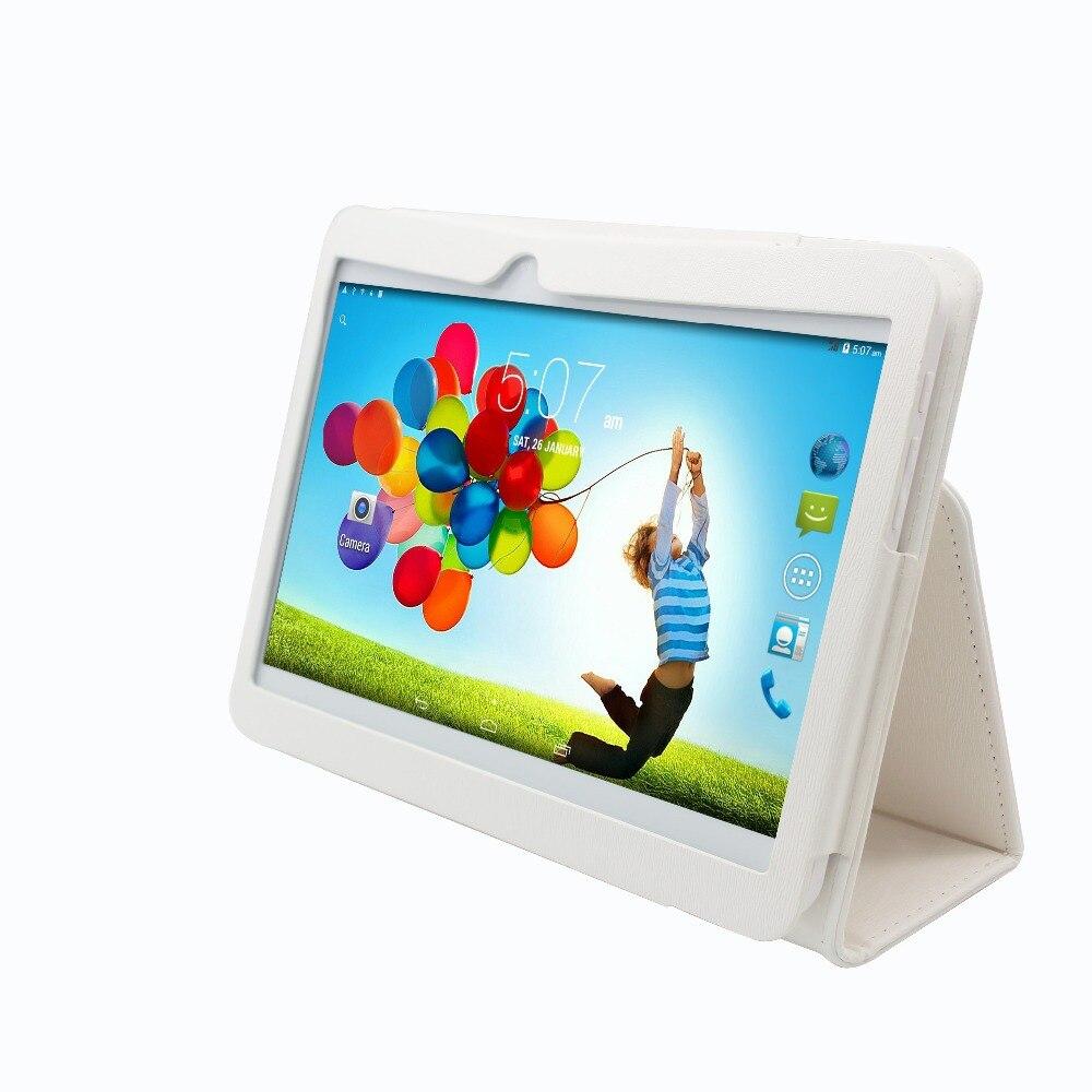 Nice Tablet Pc 2GB 16GB Quad Core Dual Camer Dual SIM Card WIFI BT FM 2G 3G Phone Call 1024*600 LCD OTG Mulit Touch