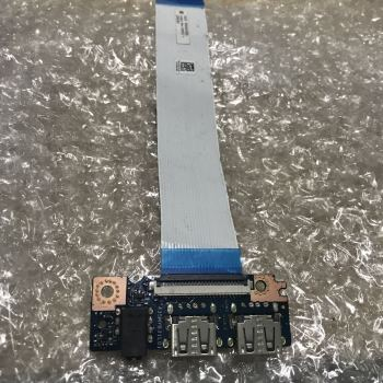For Dell Inspiron 15 5559 USB / Audio Port IO Circuit Board - 2WMGK 02WMGK AAL15 LS-D071P image