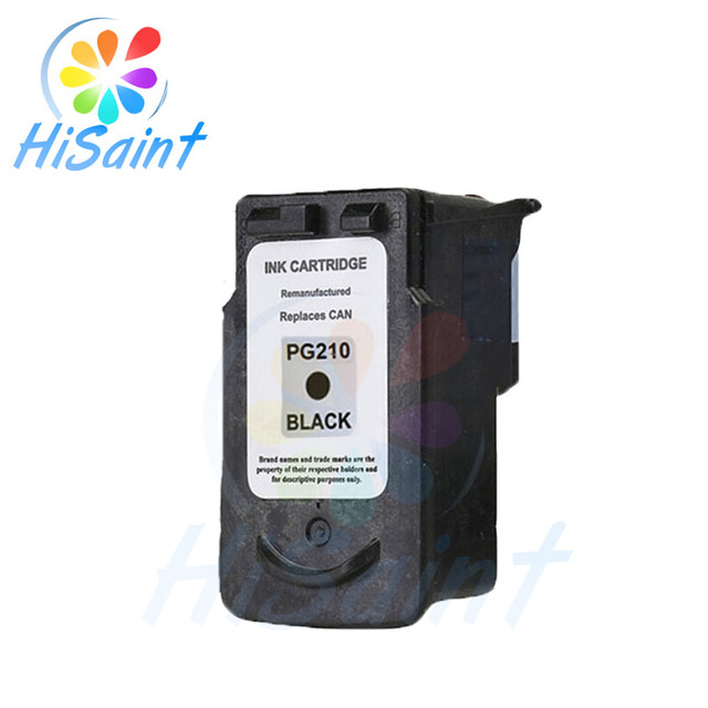 Hot Sale Refill Ink Cartridge For Canon 210 PG 210XL MP240