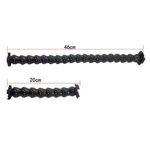 Image 2 - Maxilas flex braçadeira de montagem pescoço ajustável para o telefone gopro hero 7 preto 6 5 4 sjcam sj4000 xiomi yi 4 k sony acessórios da câmera ação