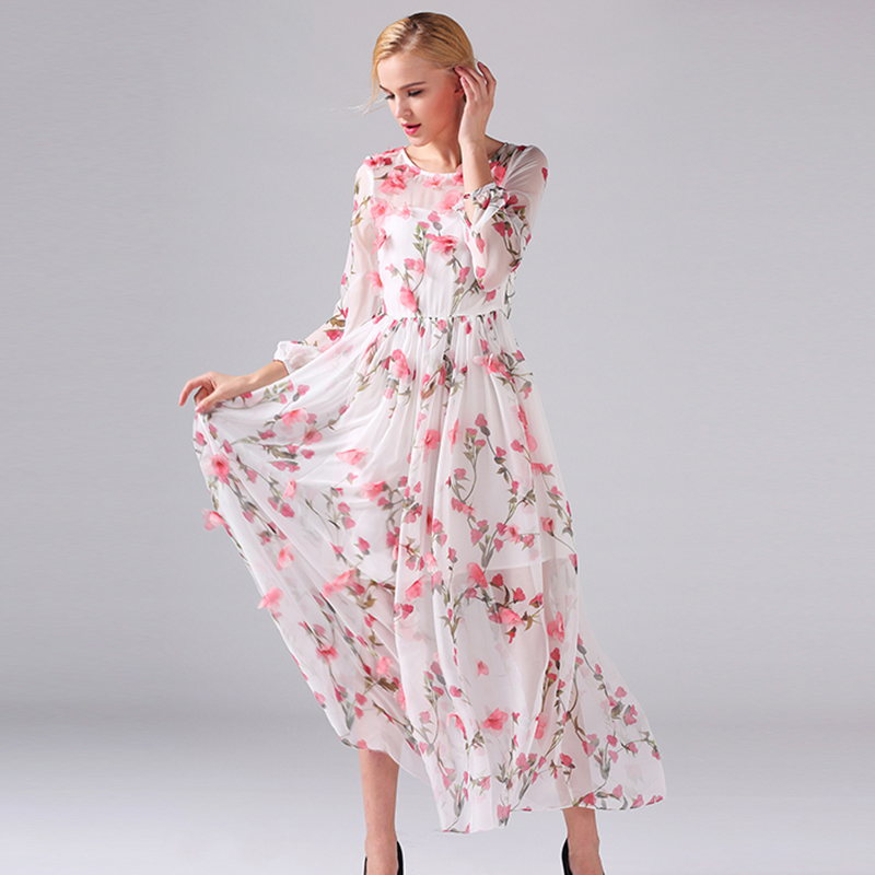 Online Get Cheap Flowing Summer Dresses -Aliexpress.com - Alibaba ...