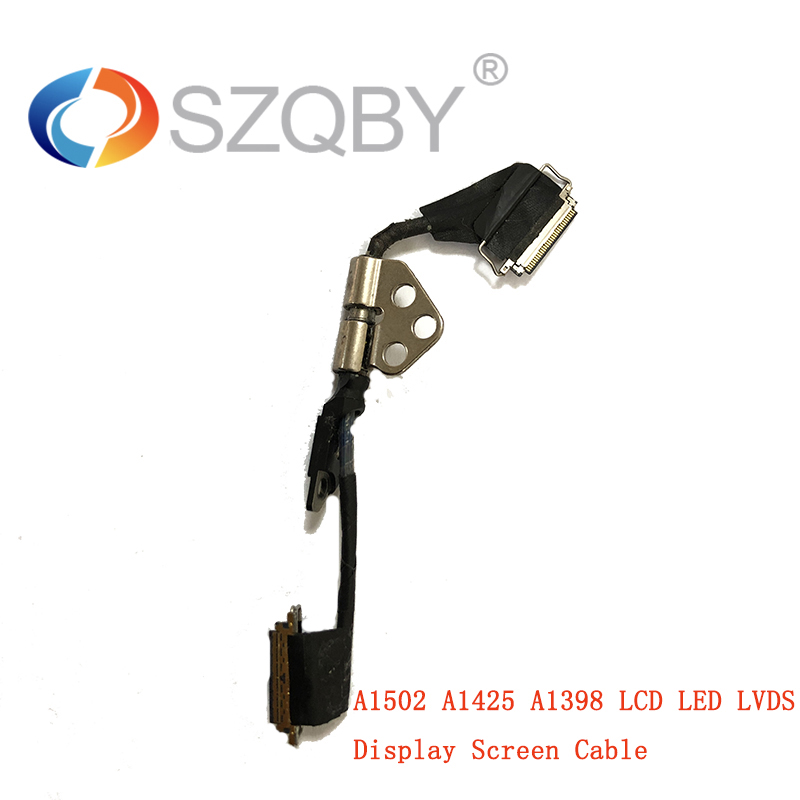 Original A1502 A1425 A1398 LCD LED LVDS Display Screen Cable for Apple MacBook Pro Retina 13 15 2012 2013 2014 2015 Year image