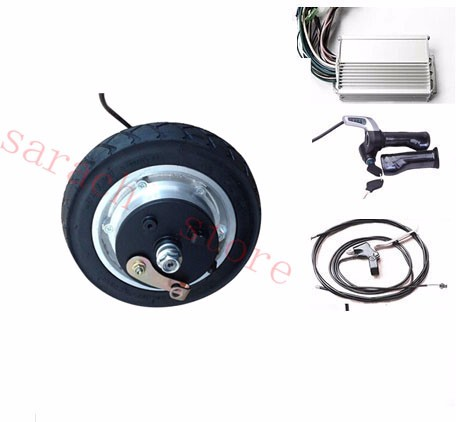 8 350w 24v 2 Wheel Self Balance Electric Scooter Motor Kit