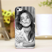 Monica Bellucci Design Customized cellphone cases For iphone 4 5 5c 5s 6 6plus Shell Hard