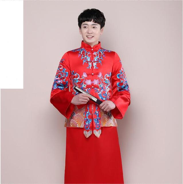 2017 neuen chinesischen stil m nner traditionelle kleidung. Black Bedroom Furniture Sets. Home Design Ideas