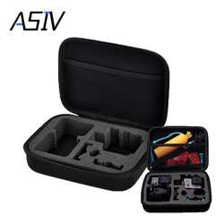Asiv protective eva hard bag box for go pro hero 5 4 3 3 2 1.jpg 250x250