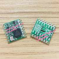 RFM95 RFM95W 868 915 RFM95-868MHz RFM95-915MHz LORA SX1276 wireless transceiver module Best quality in stock factory wholesale