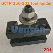"""QCTP 250 201 Quick change gereedschaphouder draaien en facing tool holder draaibank cutter snijgereedschap bits max. 5/8"""""""