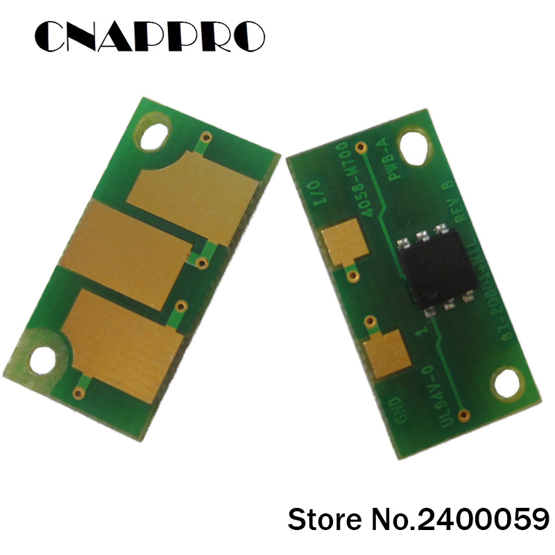 4PCS/lot Compatible OCE CS171 CS172 CS-171 CS-172 CS 171 172 Refill Printer Toner Cartridge Chip 26901450 26901453 Unit Chips