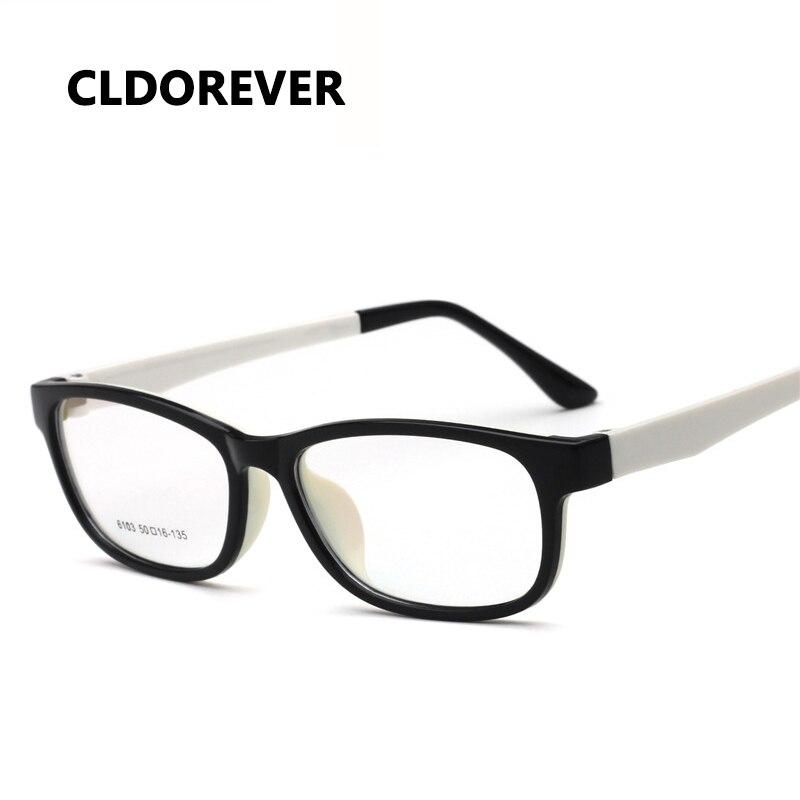 TR90 Silicone Student Glasses Frame Children Ultralight Myopia ...