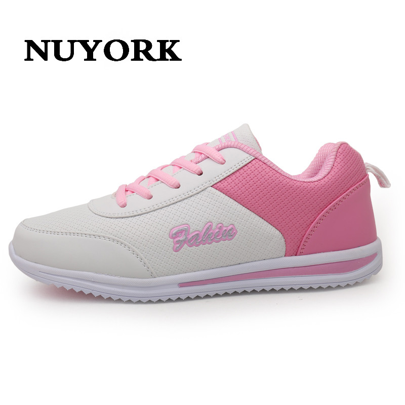 Nuyork New Summer Zapato GIRL Breathable Mesh Zapatillas For Women Network Soft Casual Shoes Flat Wholesale price women shoes 2017 summer new style baby girl boy first walkers breathable mesh soft sole hook