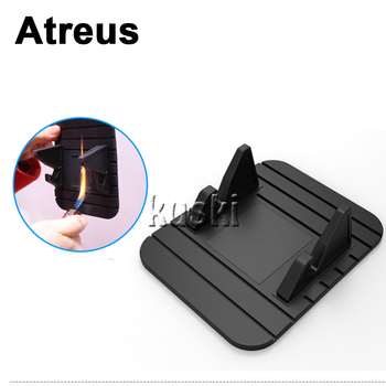 Atreus Car styling Phone Holder Stand Bracket GPS for Volkswagen VW Polo Passat B5 B6 Golf 4 Mercedes benz W204 W203 W211 AMG image