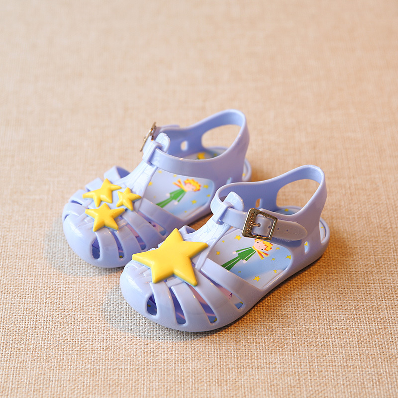 Girls Jelly Sandals Shoes Kids