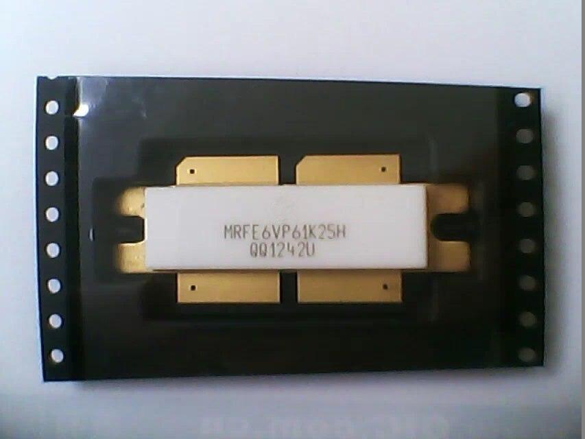 1PCS MRFE6VP61K25H FET RF 2CH 133 V 230 MHZ NI-1230 MRFE6VP61K25HR5 MRFE6VP61K25HR6 MRFE6VP61K25HSR5 original ni pci 5102 15 mhz 20 ms s