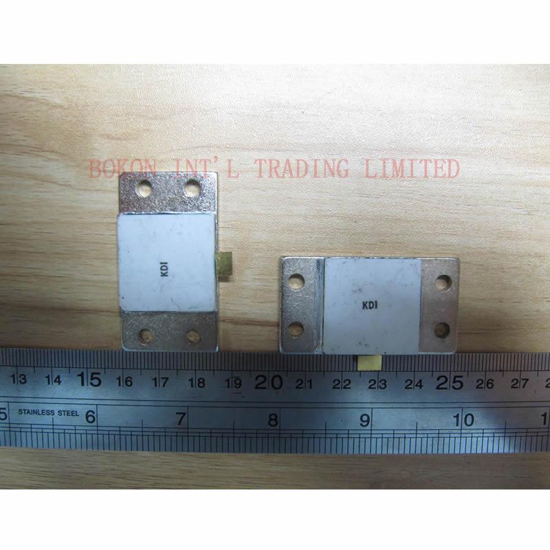 RESISTIVE Dummy Load 800WATTS 50OHMS KDI  100% Tested 800WATT 50OHM 800 WATT 50OHM 800 WATTS 50 OHMS  Termination Resistor