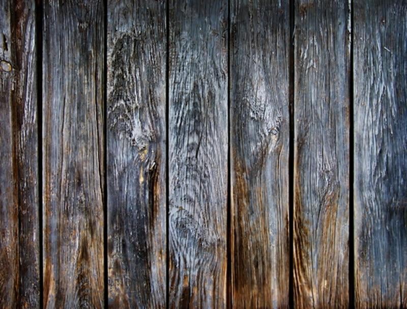 Vintage wood plank printed dark background ancient wood for Acheter planche de bois