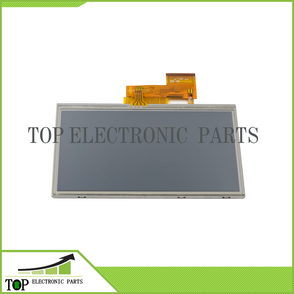 Nuvi 1410T GPS LCD screen display with touch screen digitizer
